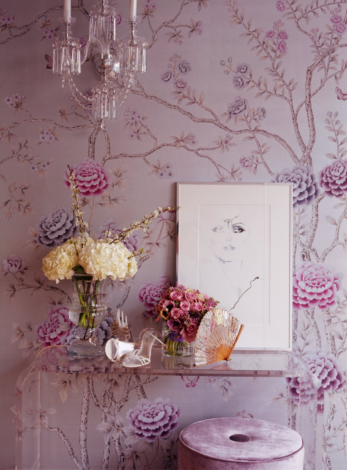 de Gournay hand painted wallpaper On The Wall Pinterest 1180x1600