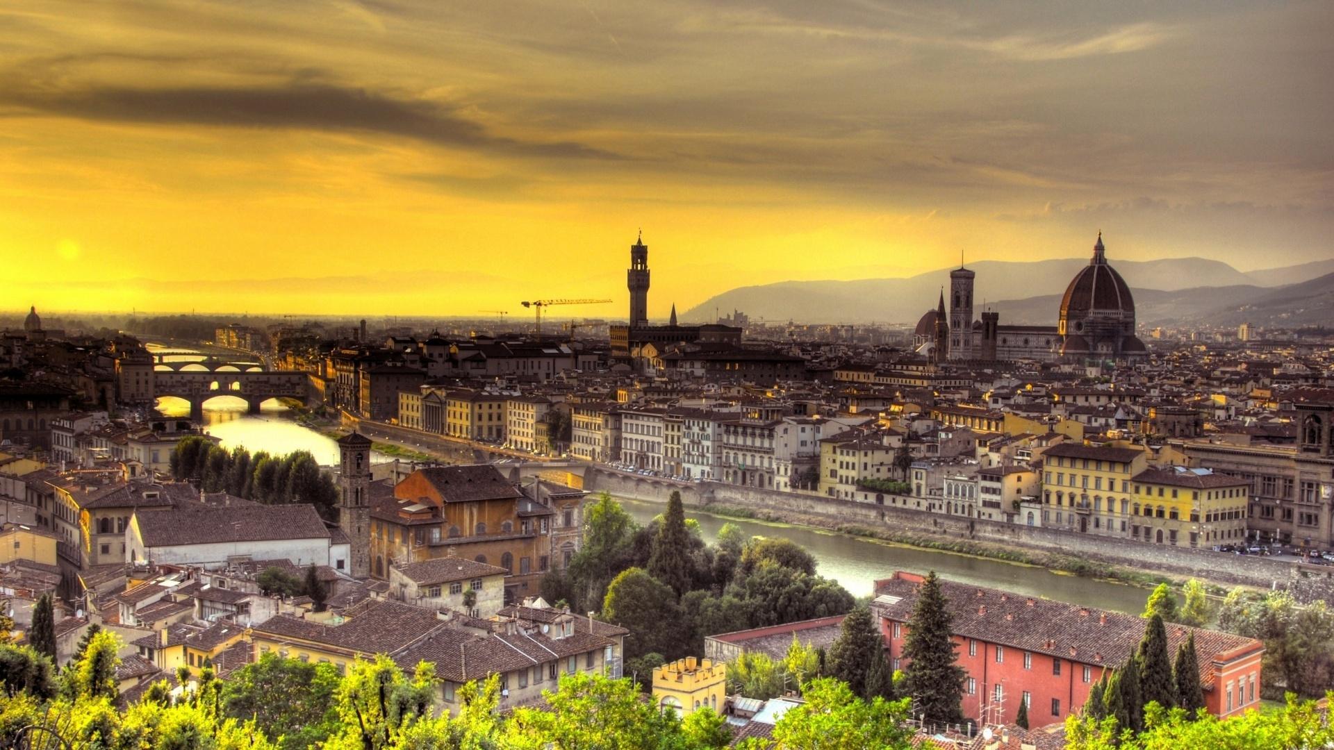 Free Download Sfondo Desktop Firenze Florence Hd Wallpaper