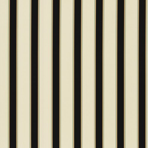 Waverly 578800 Bold Stripe Wallpaper Black and Beige     Amazoncom 500x500