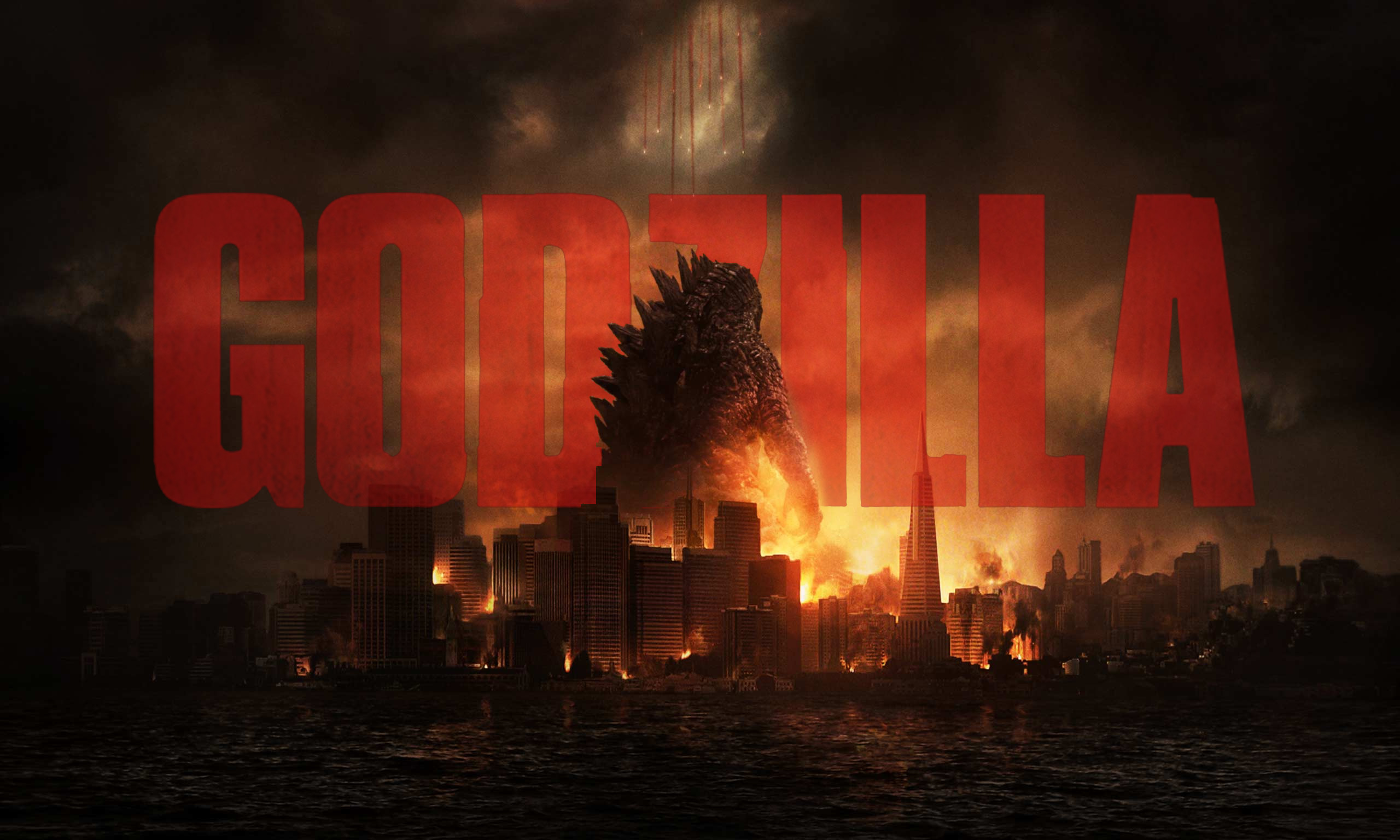 GOdzilla 2014 wallpaper   Geek Prime 2560x1536