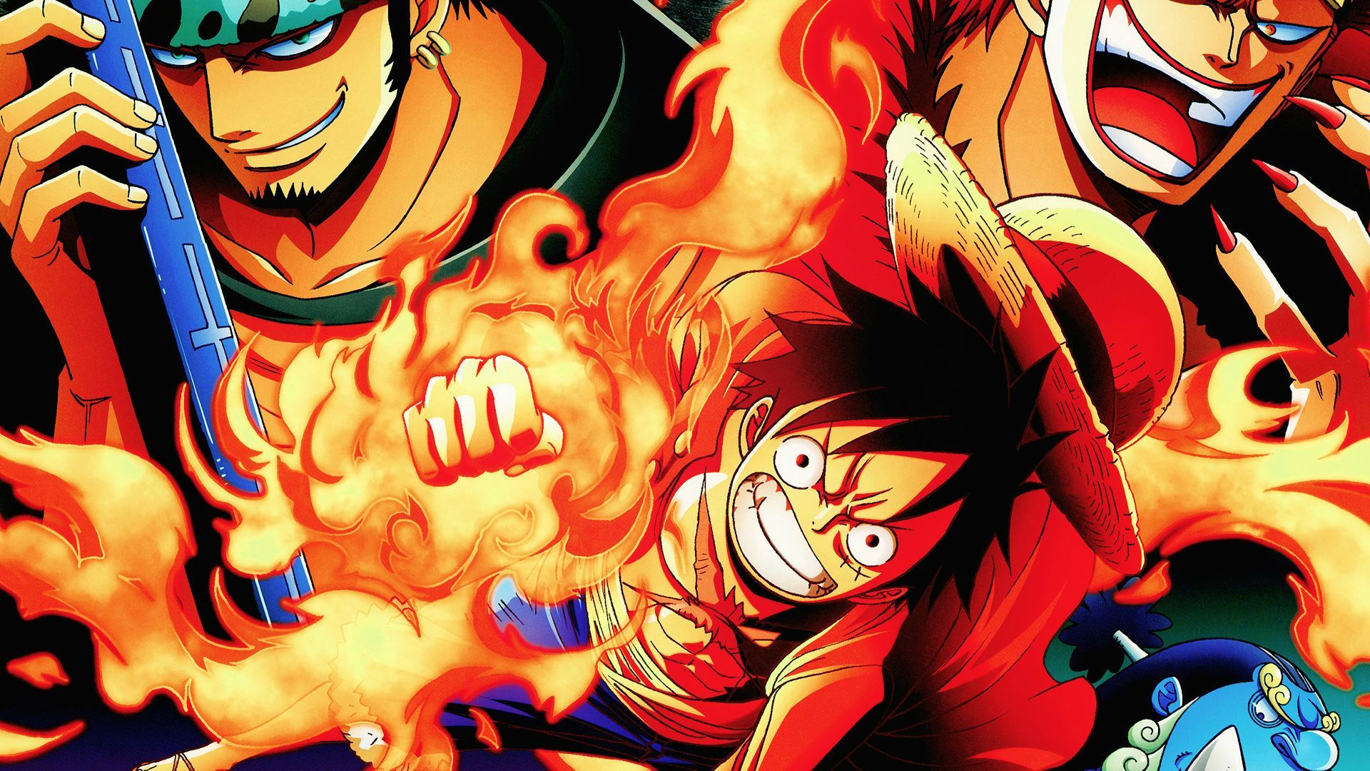 One Piece Wallpapers 1080p 1920x1080