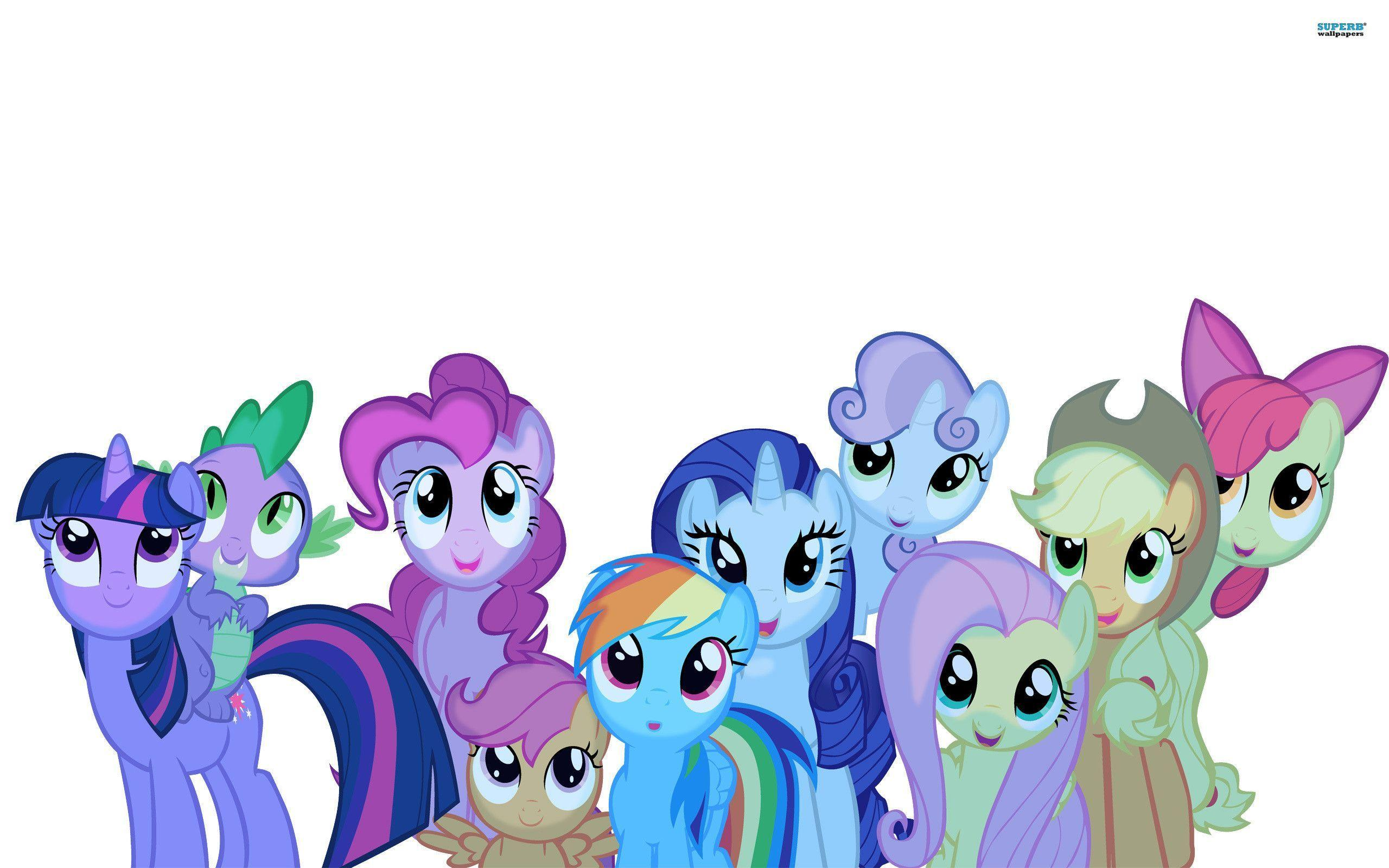 My Little Pony Fim Wallpapers 2560x1600