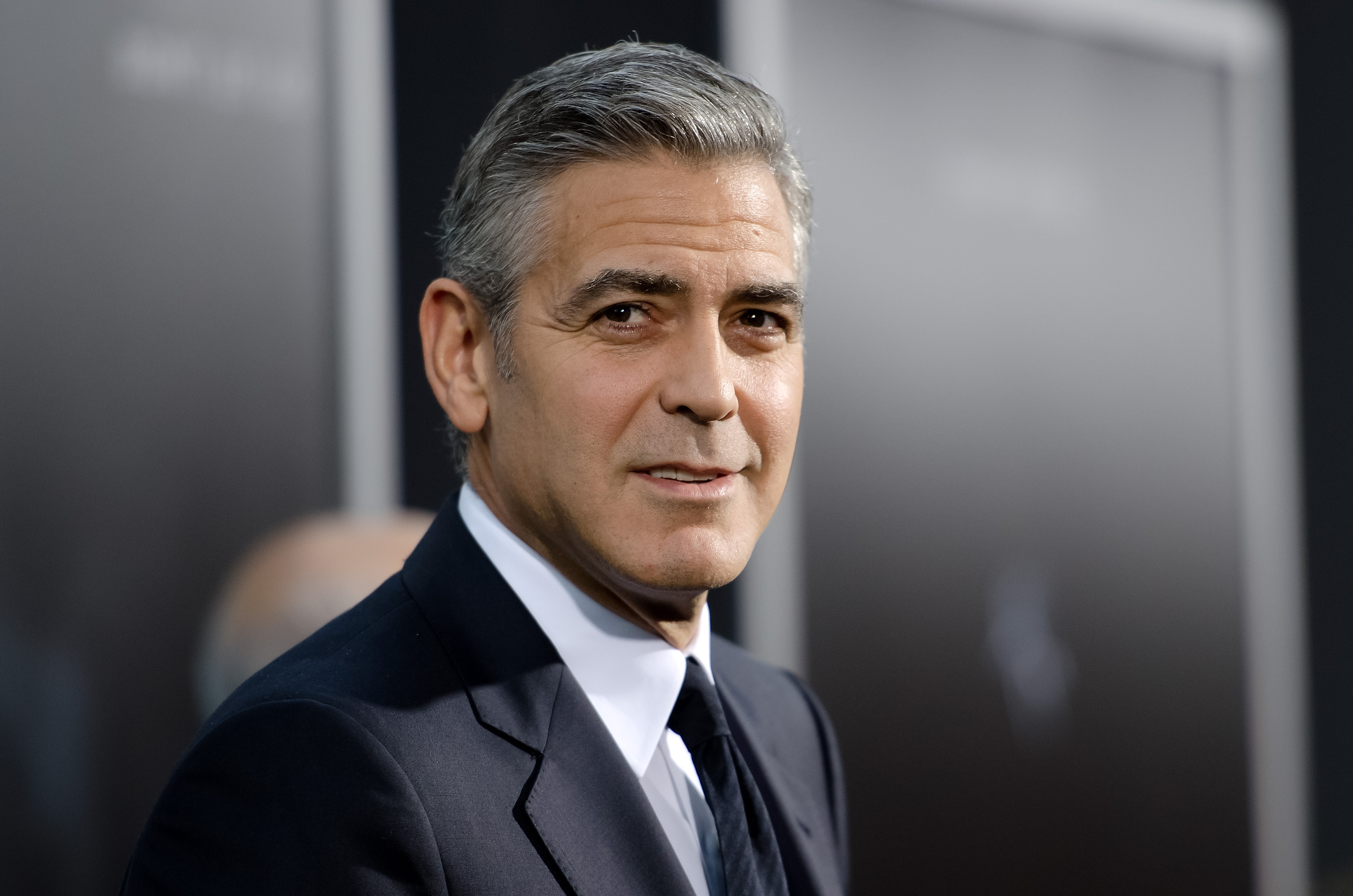 George Clooney Wallpapers   Top George Clooney Backgrounds 3000x1987
