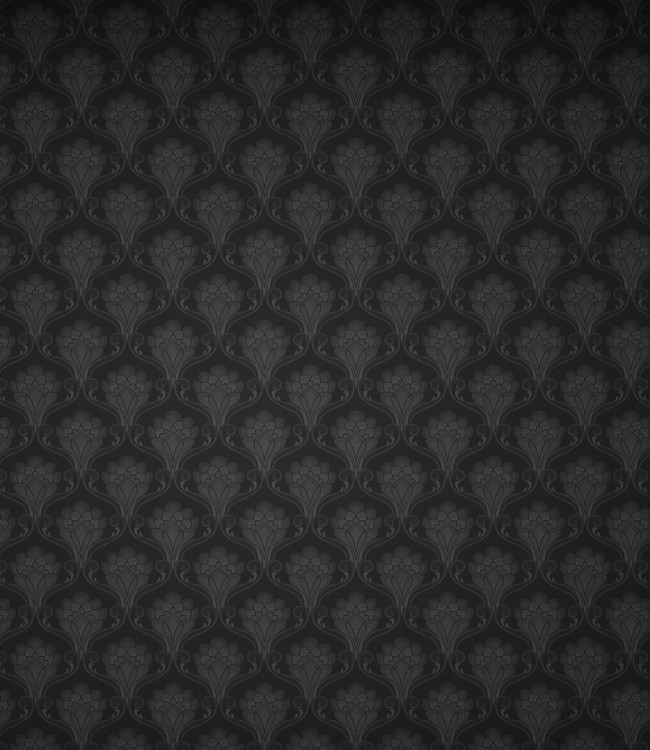 Victorian Wallpaper Design 650x750