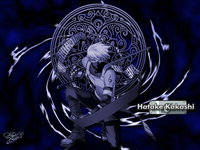 annoaymus cool Hatake kakashi Anime Naruto HD Desktop Wallpaper 800x600