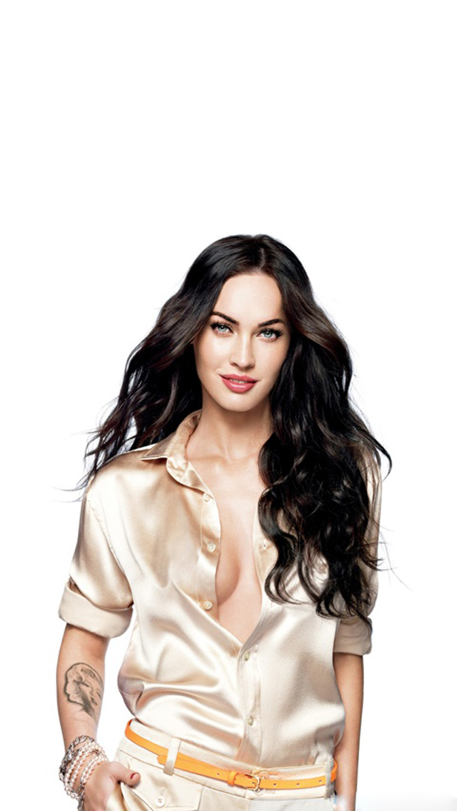 Megan Fox   iphone 5 640x1136 wallpapers 640x1136