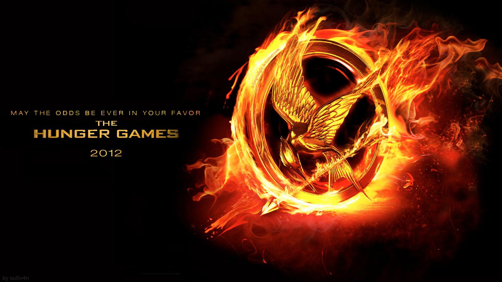 The Hunger Games Wallpaper the hunger games 28393405 1600 900jpg 1600x900