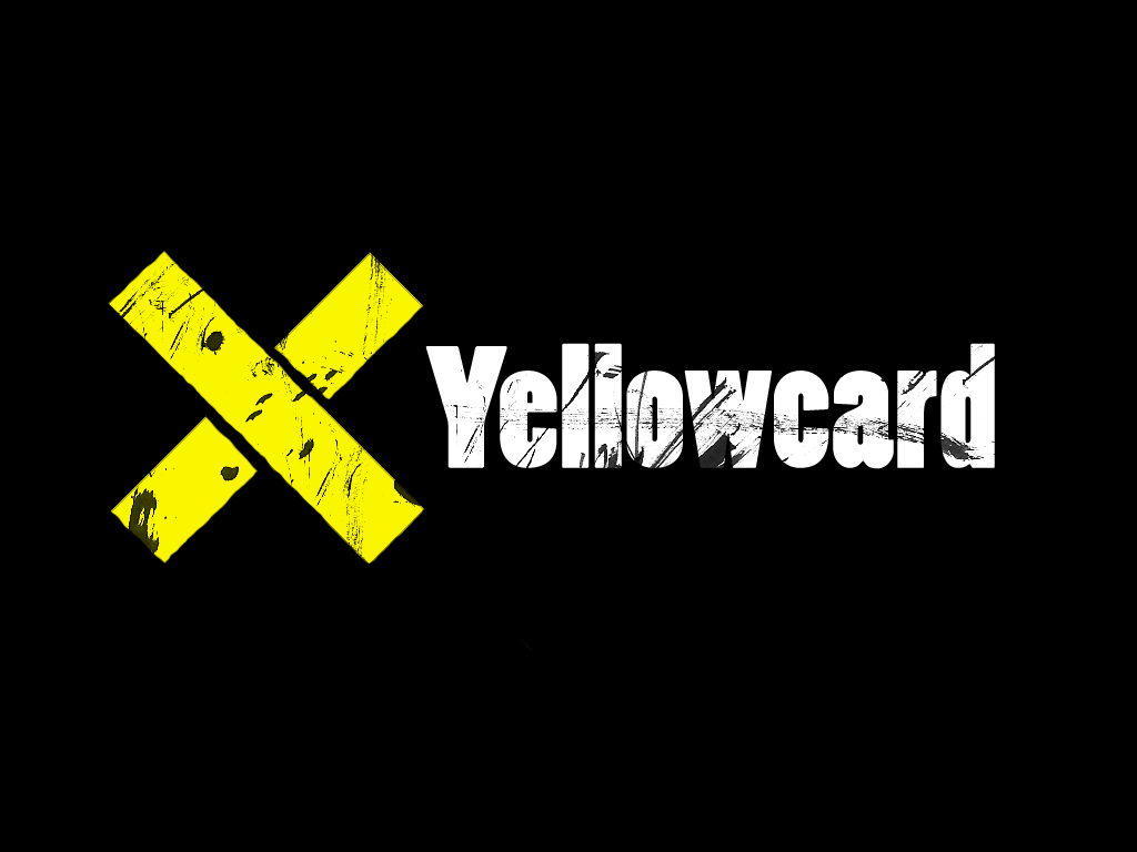 Yellowcard Wallpapers 1024x768