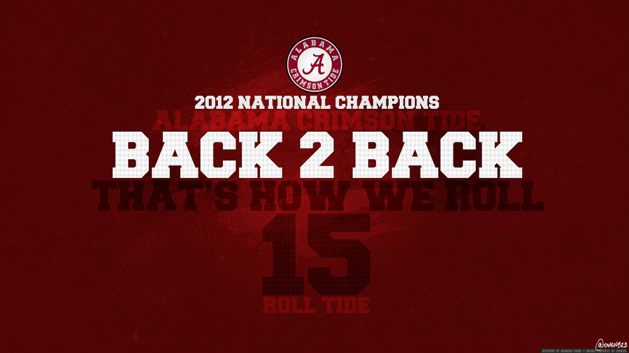 Alabama Crimson Tide 2013 Desktop Wallpaper Alabama crimson tide 900x506