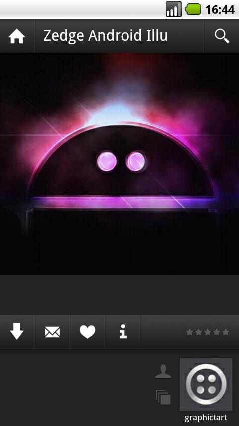Zedge Ringtones and Wallpapers for Android for Android   download 480x854