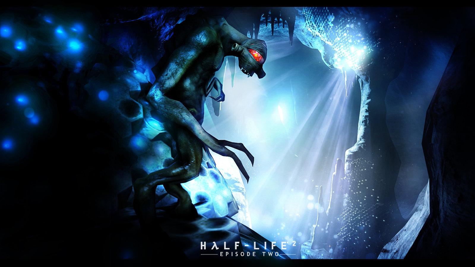 download half life 2 episode 2 by sallibyg ray fan art 1600x900