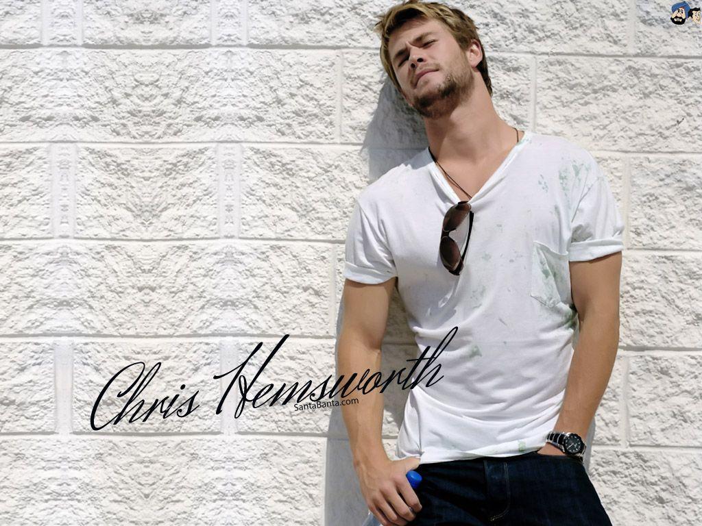 Chris Hemsworth Wallpapers 1024x768