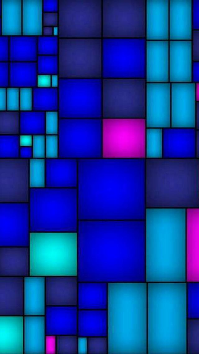 iphone 5 wallpapers hd Abstract Color Cube iphone 5 wallpapers HD 640x1136