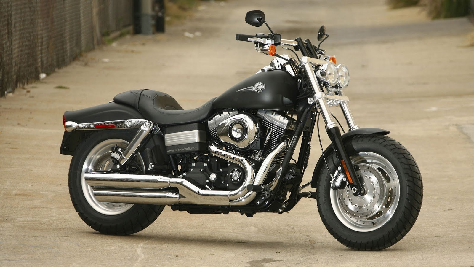 Harley Davidson Fat Bob HD Wallpapers High Definition iPhone HD 1600x900