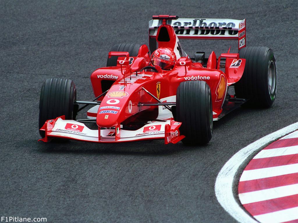 Schumacher Wallpaper 1024x768