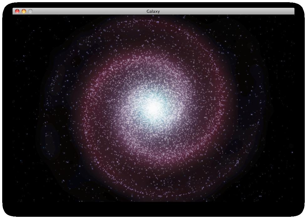 Live wallpaper galaxy for windows 7
