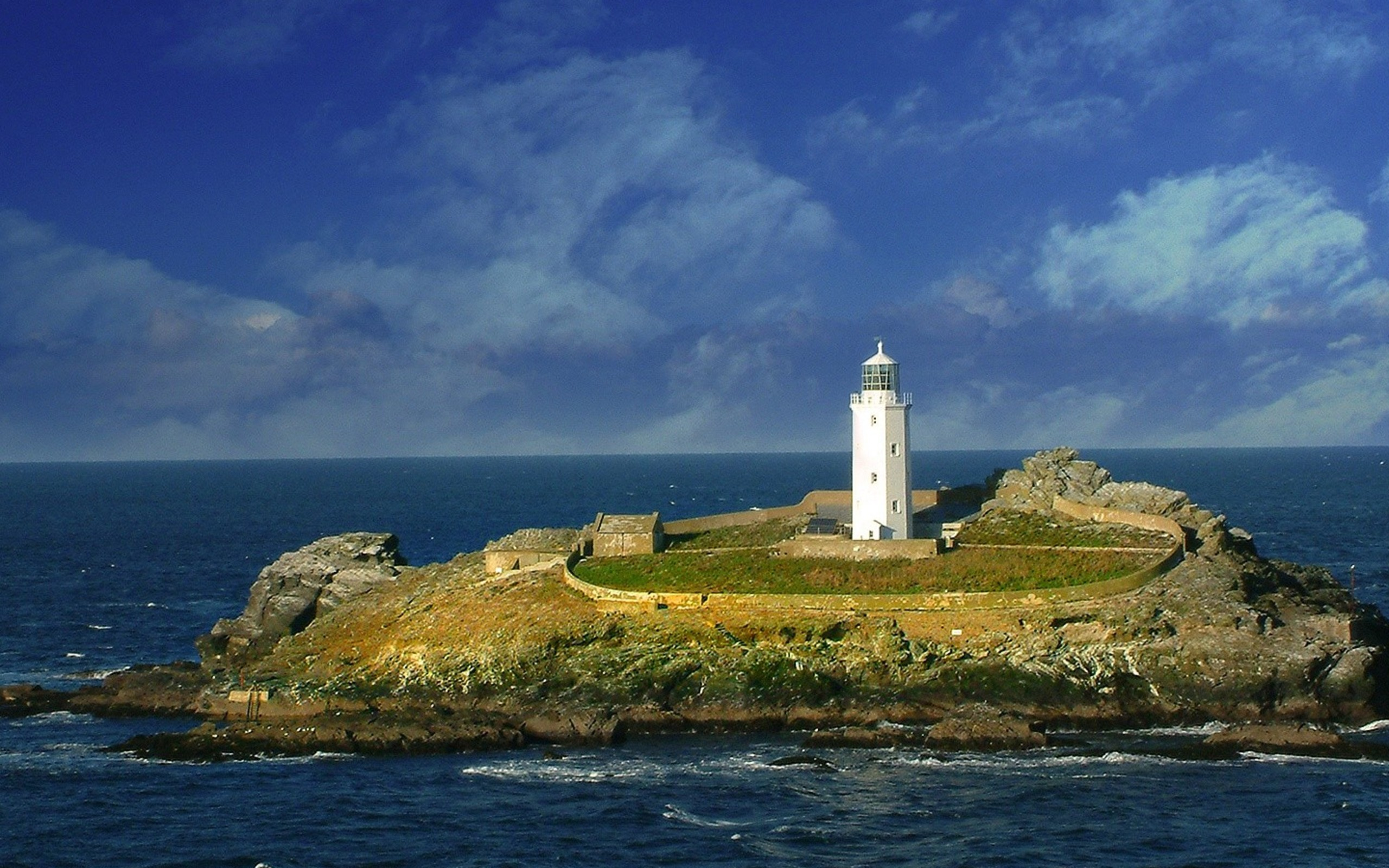 Lighthouse Hd Wallpapers: Windows 10 Lighthouse Wallpaper