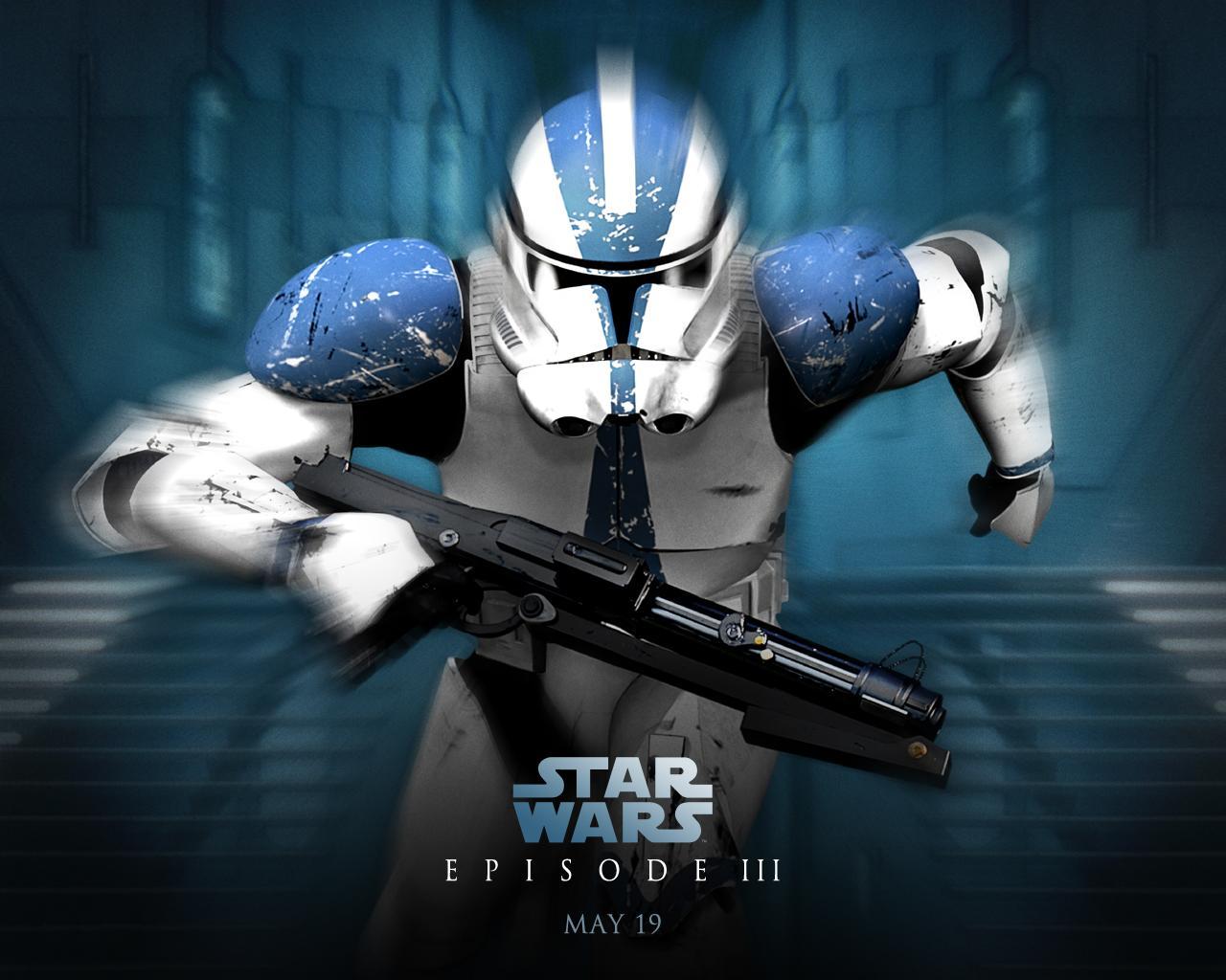 Free Download Star Wars Clone Trooper Wallpaper 02