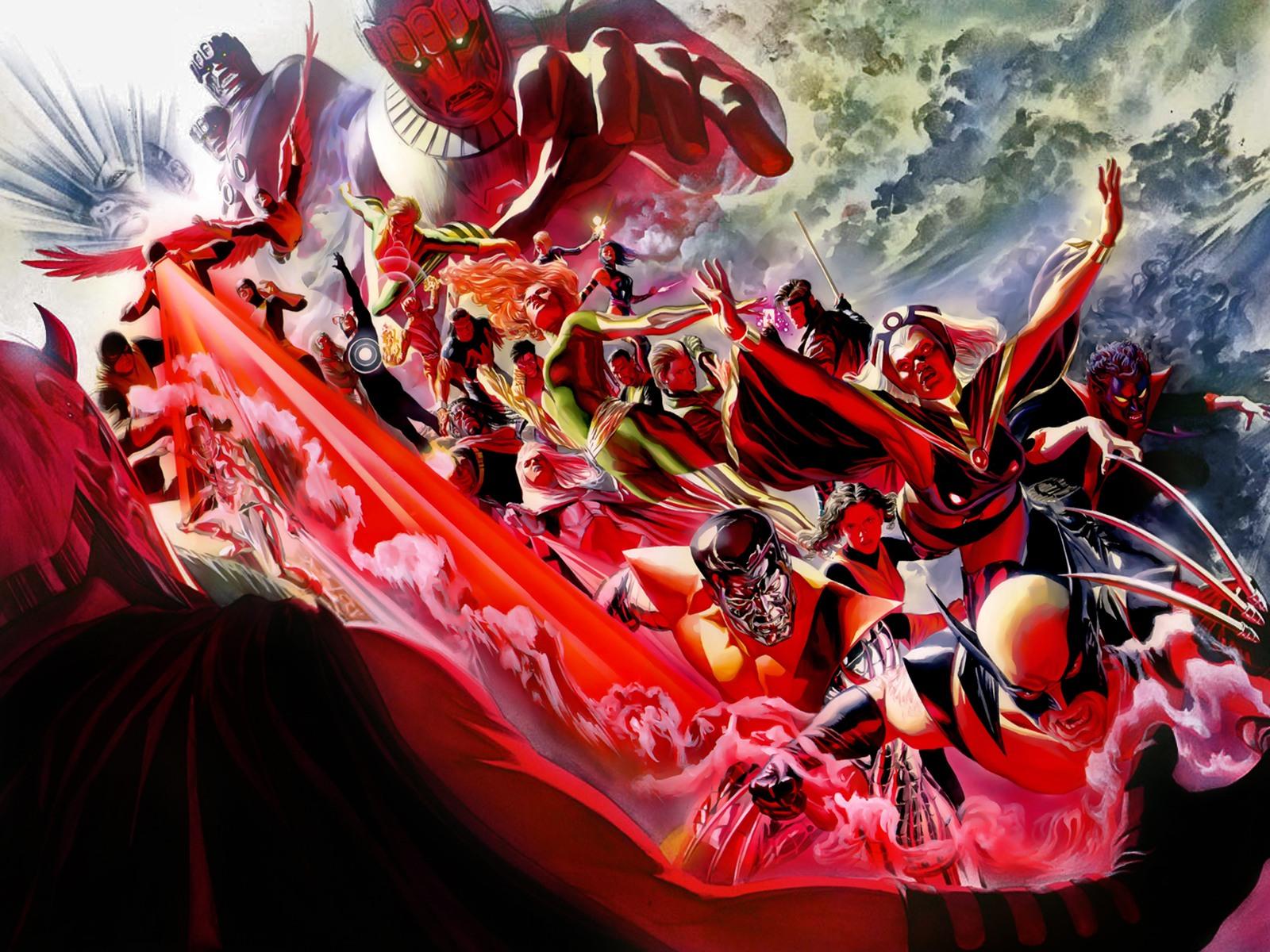 X Men Desktop Wallpaper