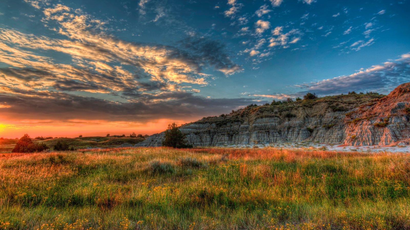 North Dakota travel wallpaper 1600x900