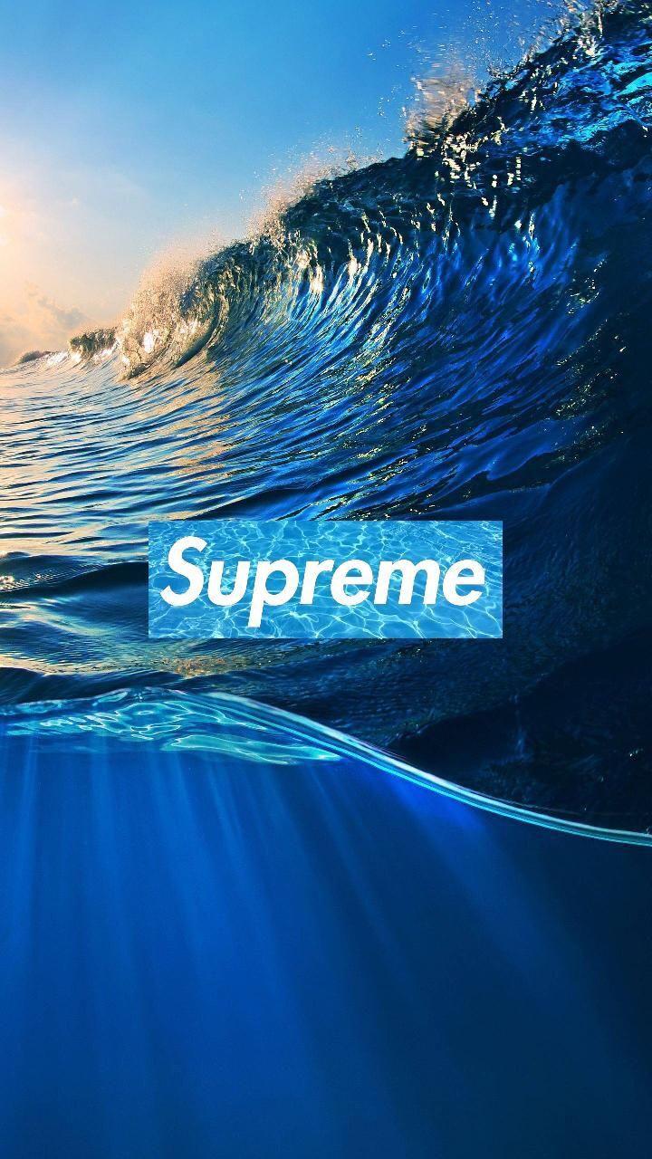 44 Supreme Iphone Teal Wallpaper On Wallpapersafari
