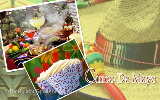 Mexican Fiesta   Wallpapers from TheHolidaySpot 541x338
