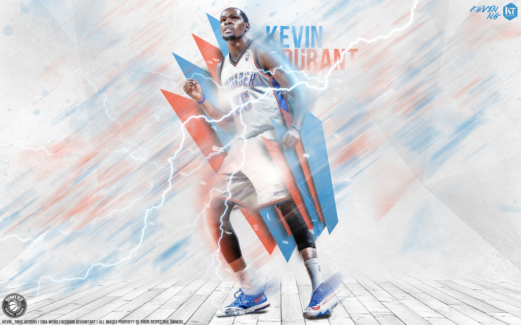 Kevin Durant Logo Wallpaper hd Kevin Durant Wallpaper by 1024x640