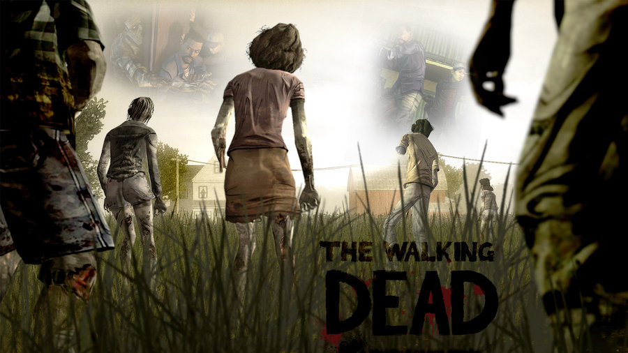 The Walking Dead Pc Game Wallpaper by Germanwallpaper 900x506