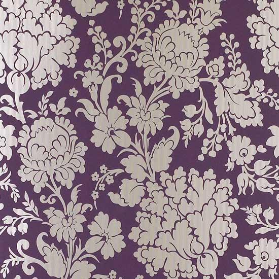 Purple Wallpaper purple wallpaper for living room 550x550