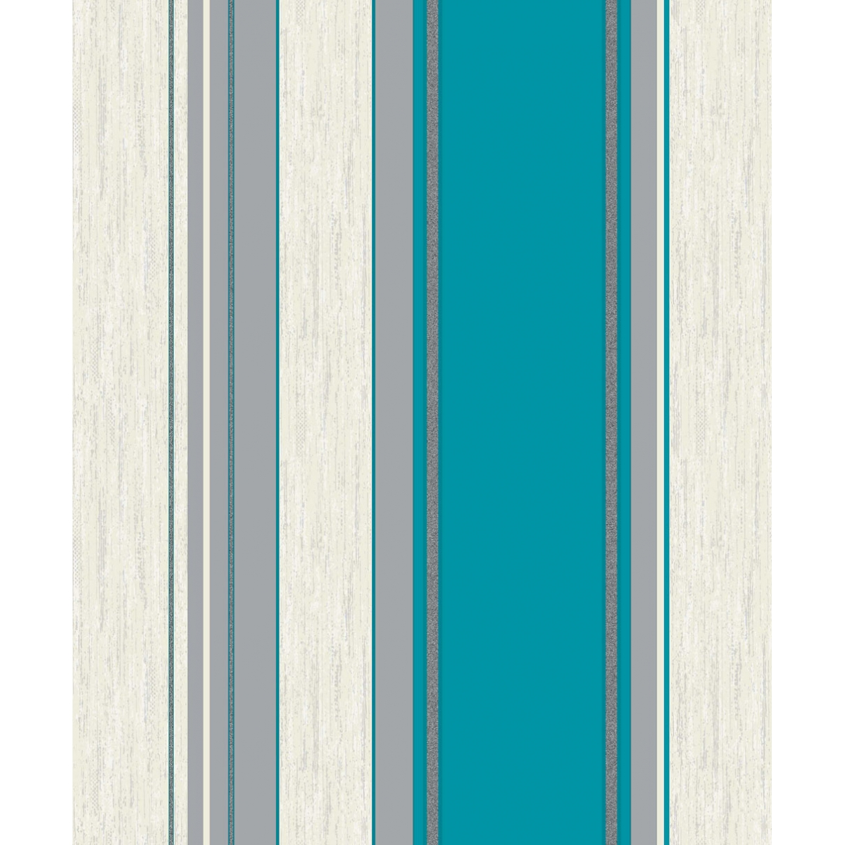 Shop By Style Stripe Synergy Teal and White Stripe Wallpaper 1200x1200