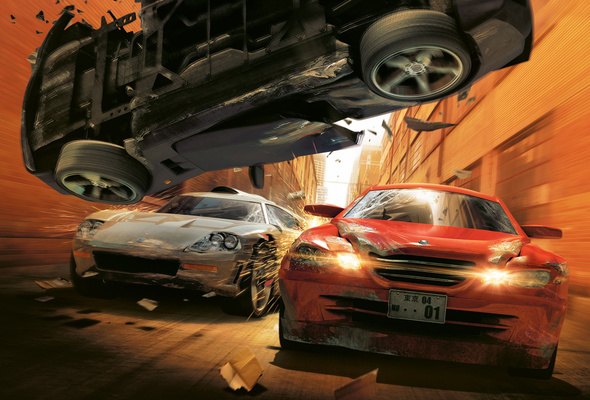 Car Crash Car Crash Wallpaper 590x400