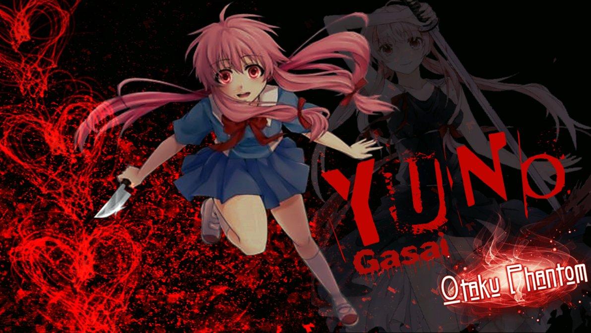 Free Download Yuno Gasai Wallpaper Gasai Yuno Mirai Nikki Blood