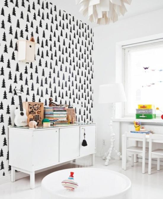 OLIVES WORLD OLIVES ROOM   removable wallpaper 550x671