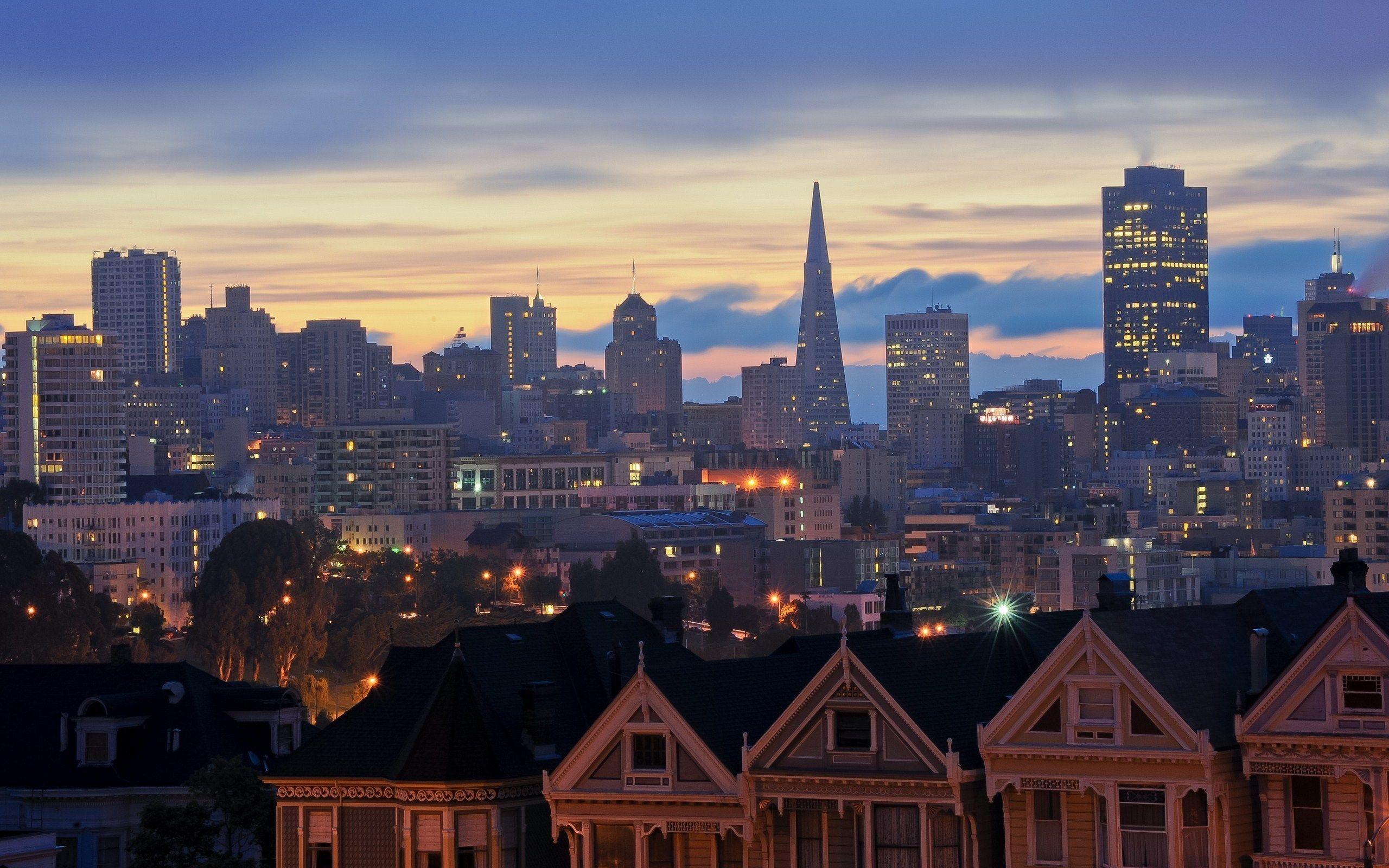 San Francisco Wallpapers HD 2560x1600