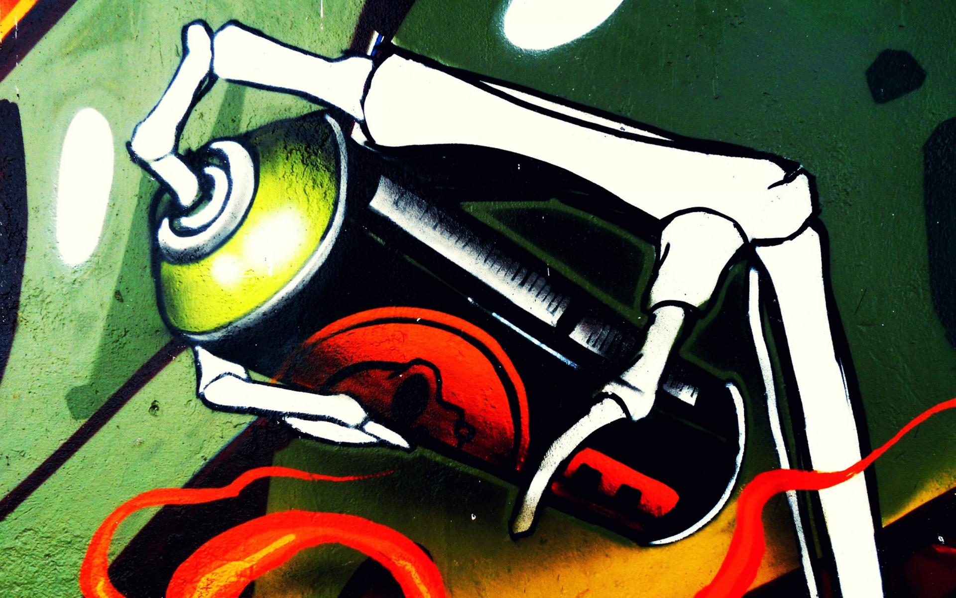 43 Free Graffiti Wallpapers For Desktop On Wallpapersafari