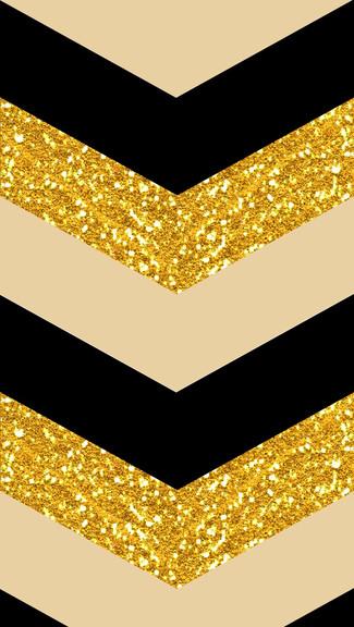 Gold Glitter iPhone Wallpaper 325x576