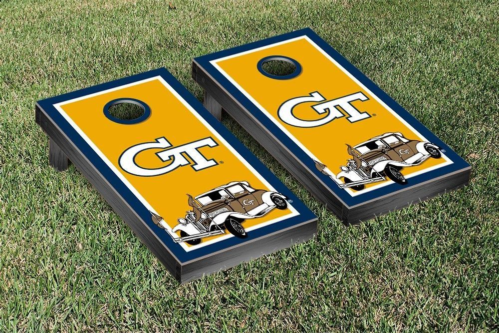 Georgia Institute of Technology Yellow Jackets Framed Border 1000x667