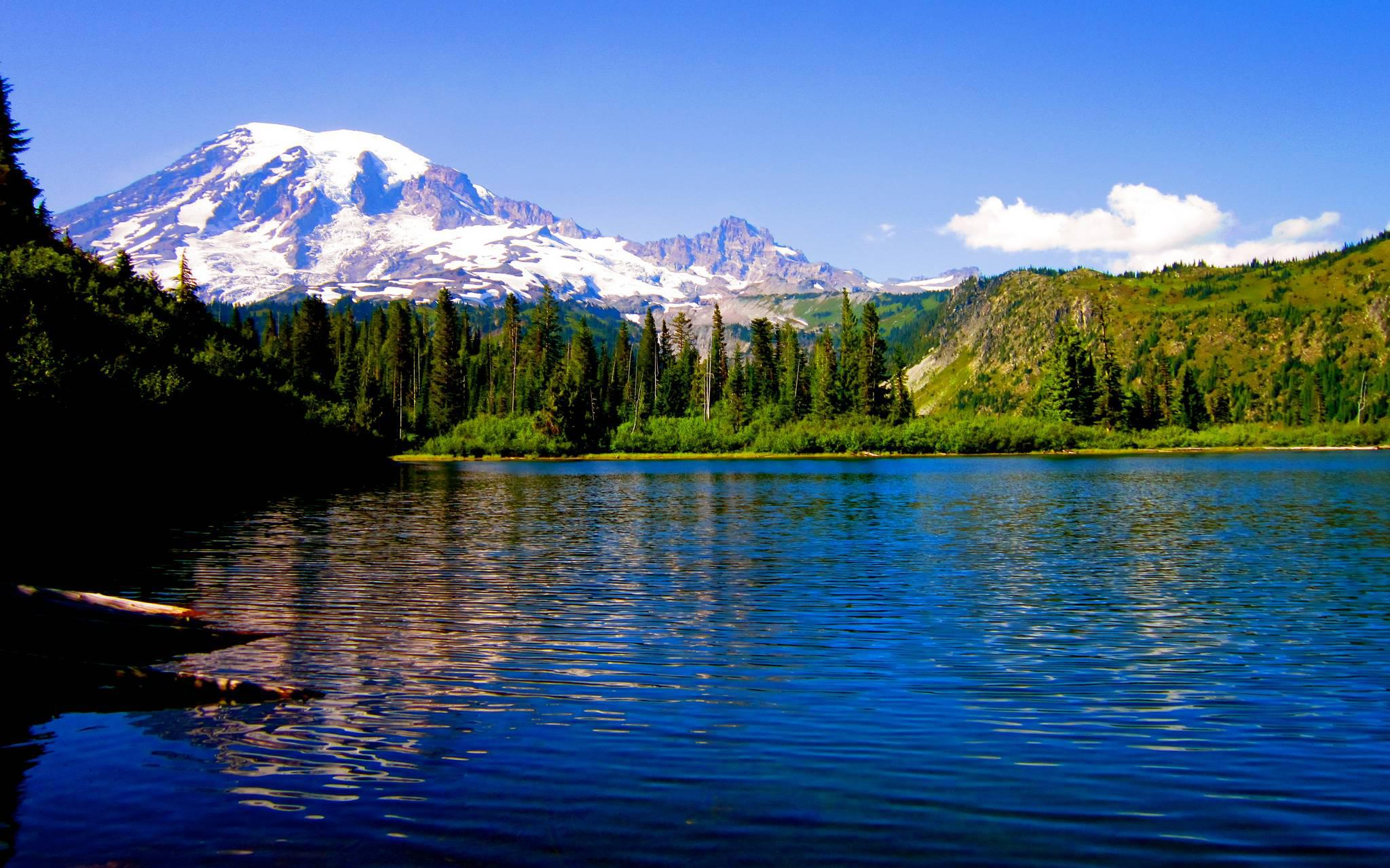 Mt rainier   151594   High Quality and Resolution Wallpapers on 2048x1280