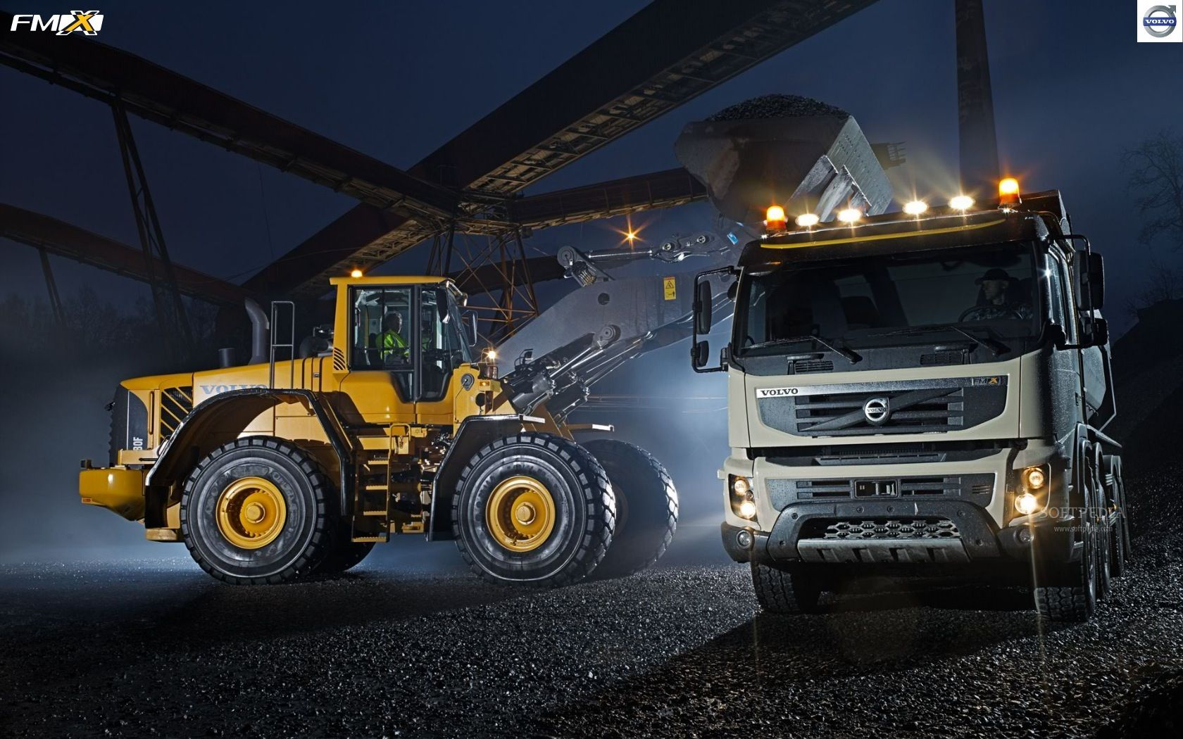 Truck Wallpapers High Resolution Volvo Wallpaper Res 1680x1050