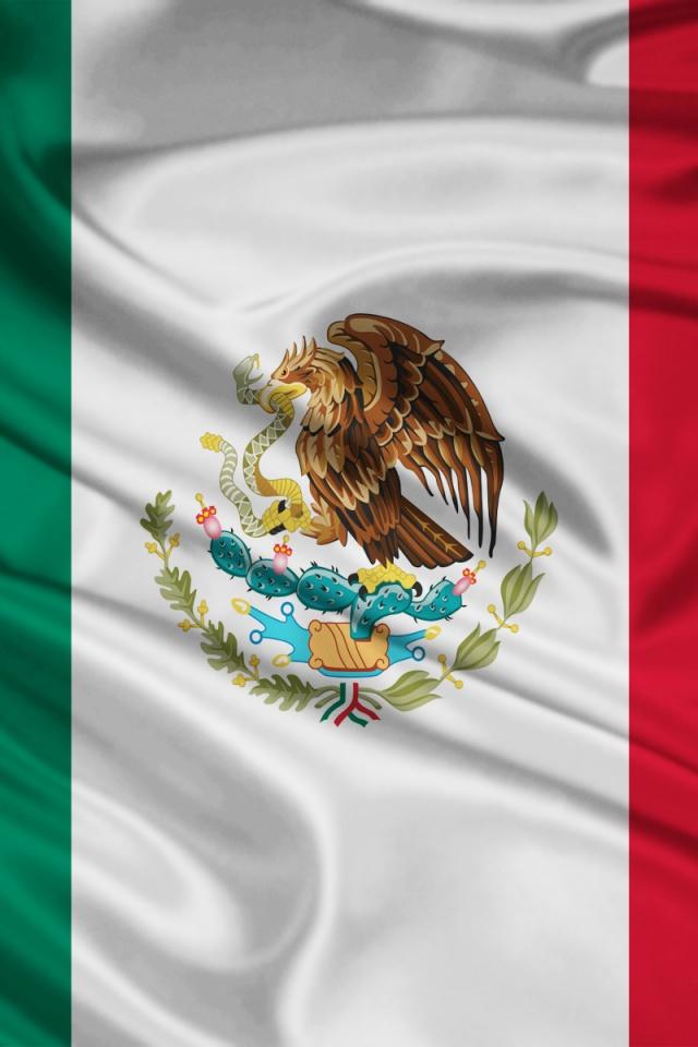 640x960 Mexico Flag Iphone 4 wallpaper 640x960