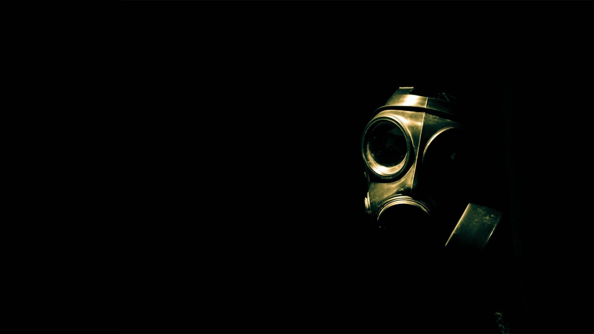 48 Gas Mask Wallpaper On Wallpapersafari