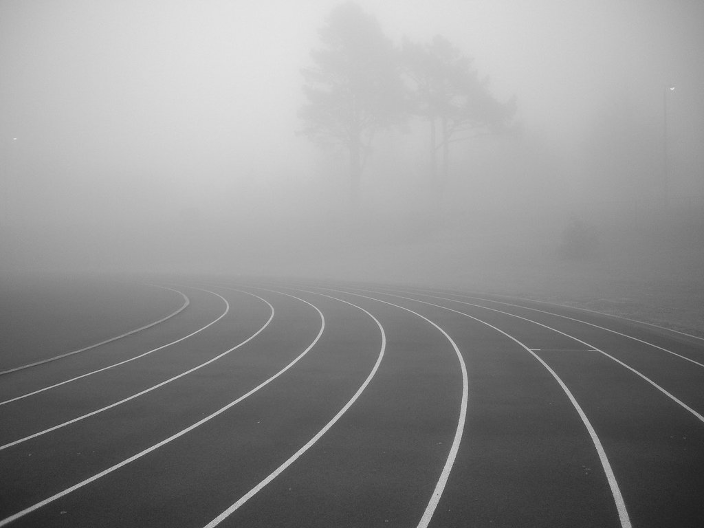 Running Track Wallpaper Something about running fast 1024x768