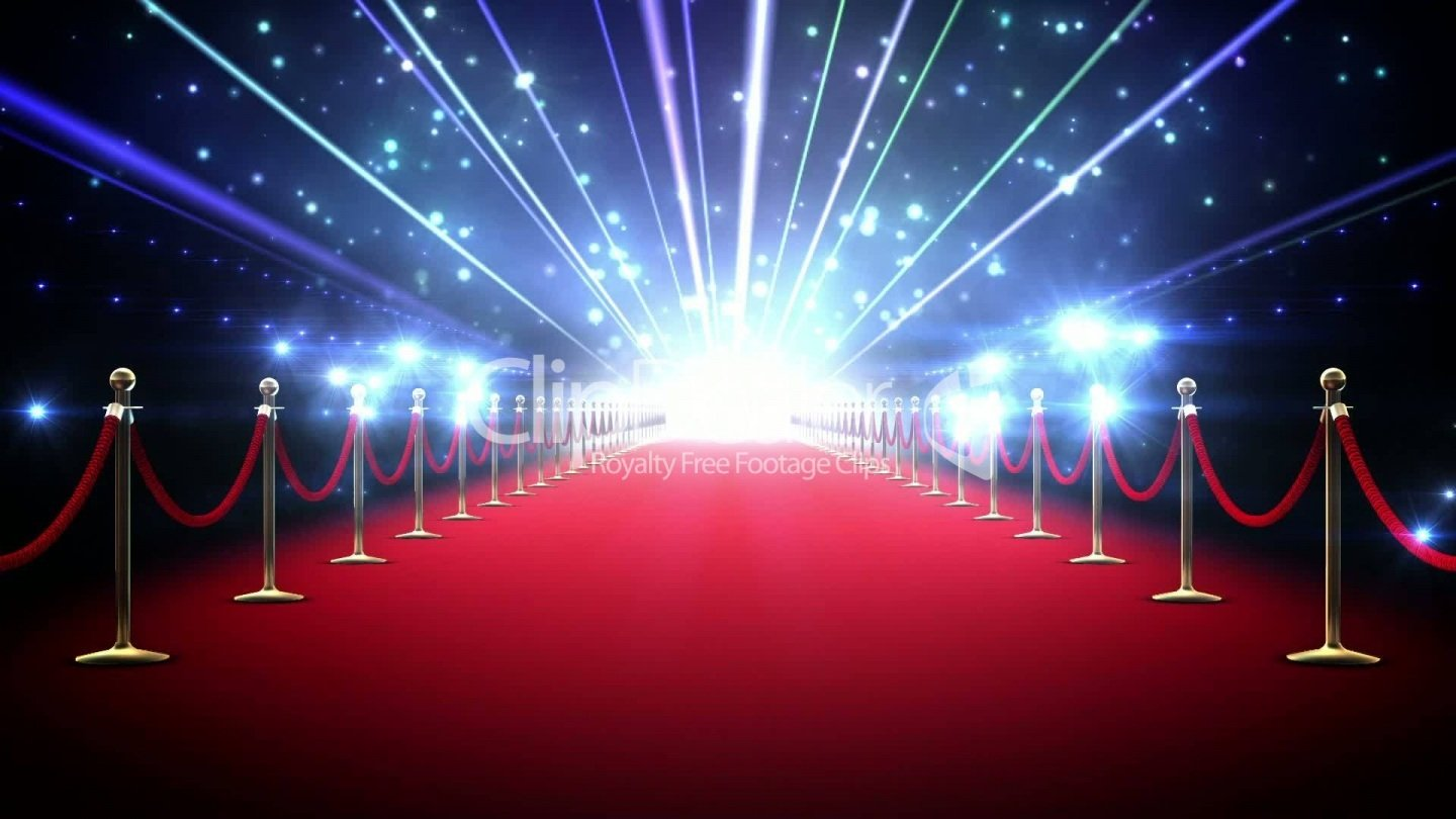 Red Carpet Wallpaper -...