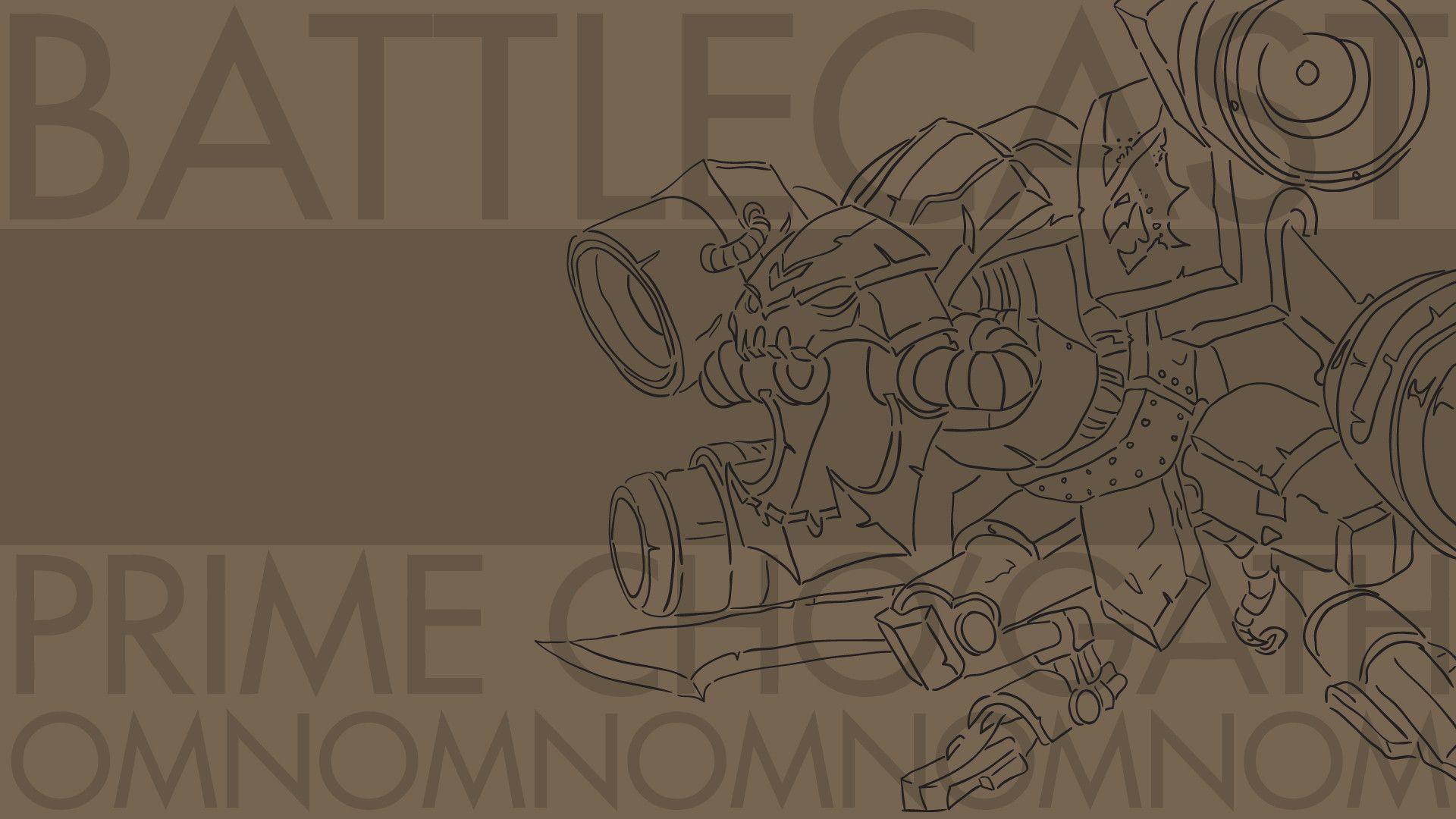 deviantART More Like Vector Battlecast Prime Chogath Wallpaper 1920x1080