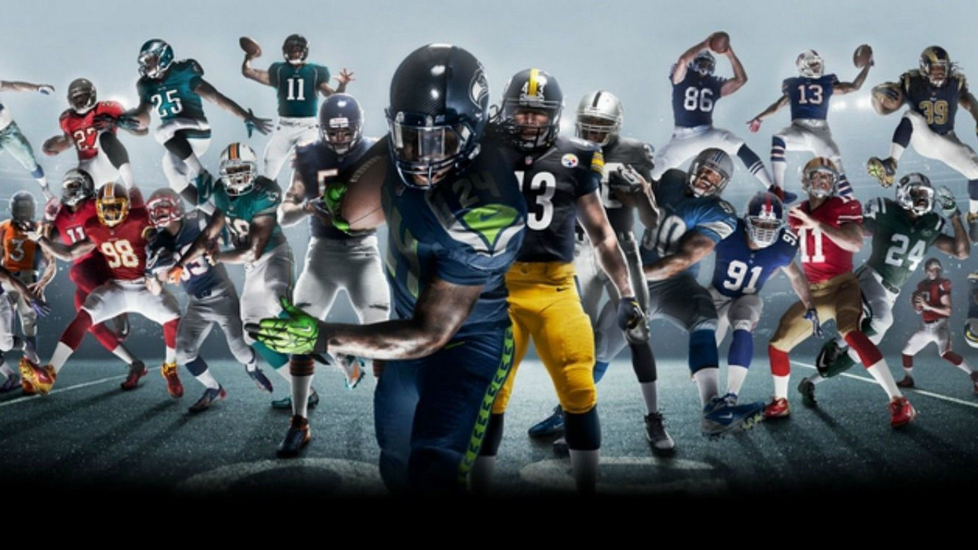 Wallpapers Cool NFL 2021 NFL Football Wallpapers Football 1920x1080