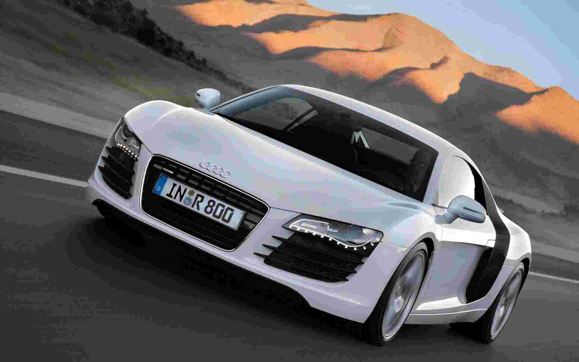 Audi R8 widescreen 0524538 wallpaper   Audi   Auto Moto   Wallpaper 1920x1200