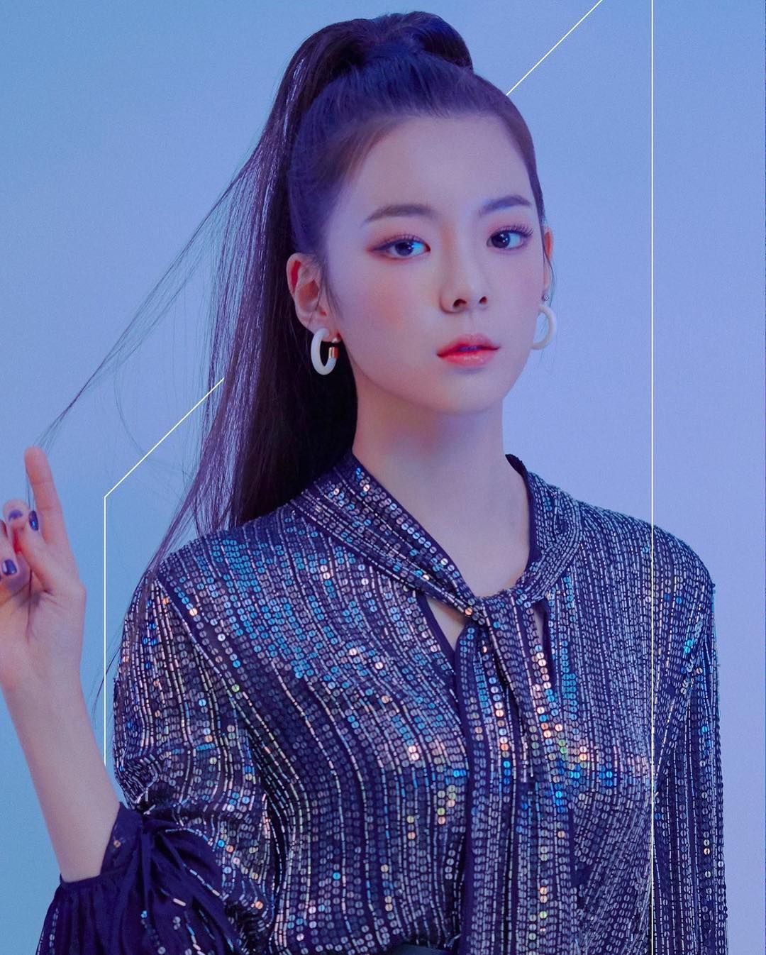 download ITZY THE 1ST SINGLE ITz Different TEASER IMAGE LIA 1080x1346