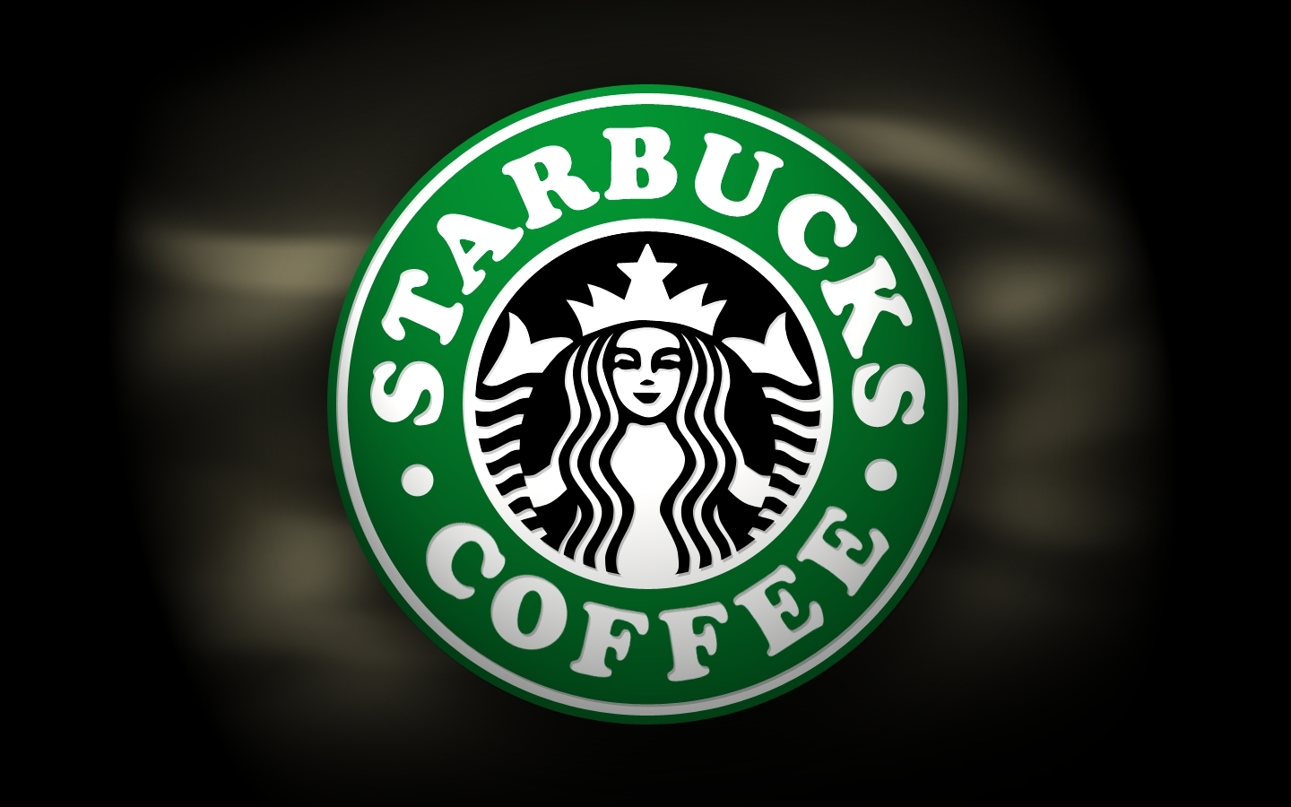 Starbucks Logo Wallpaper   Starbucks Wallpaper 3208054 1440x900