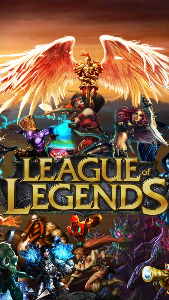 HD wallpapers league of legends dynamic wallpaper iphone