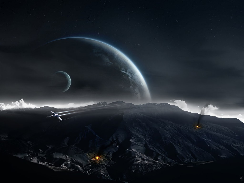 Science Fiction Wallpapers, Sci-Fi Wallpapers